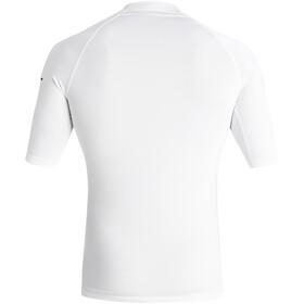 Quiksilver All Time SS Shirt Herrer, white
